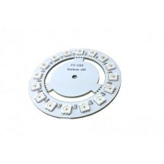 WS2812 RGB LED Ring (ER-DLC2812RLR) 16xLED 5V