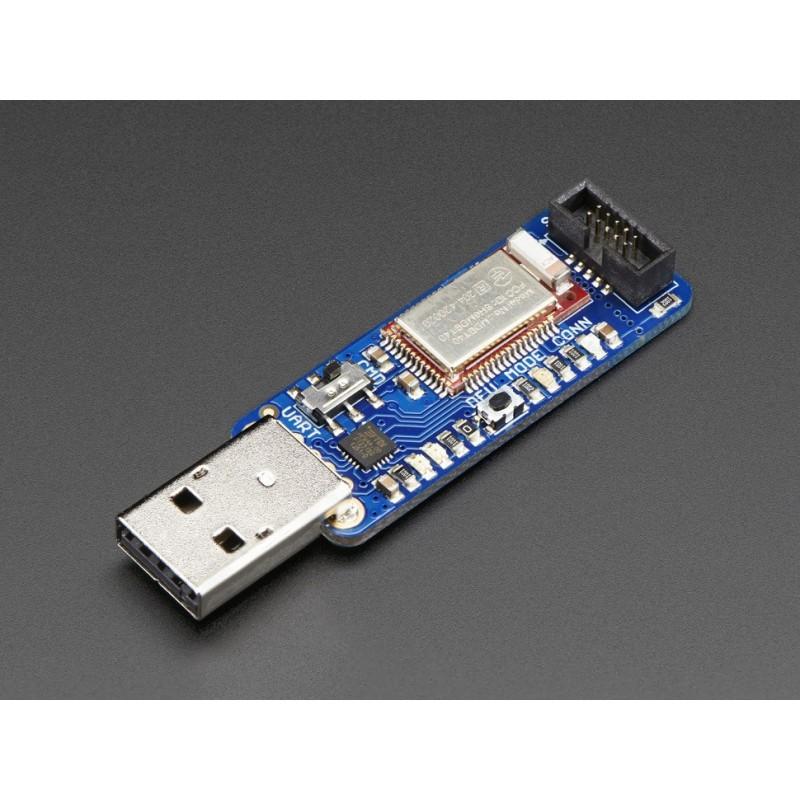 Bluefruit LE Friend - Bluetooth Low Energy (BLE 4.0) - nRF51822 - v1.0 (Adafruit 2267)