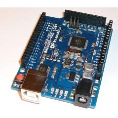 Arduino-ATmega1284P - Arduino compatibile board with ATmega1284P, support IDE 1.0.6