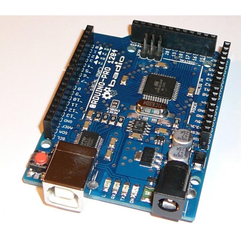 Arduino atmega p compatibile board with