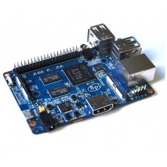 Banana Pi Quad Core  BPI-M2 (1GHz ARM7 A13S, 1GB DDR3 ,WiFi)