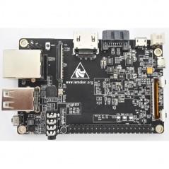 Banana Pro Board (40pins GPIO,WiFi 802.11 b/g/n,uSD,SPDIF)