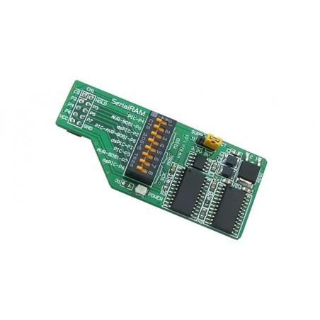 SerialRAM Board (MIKROELEKTRONIKA)