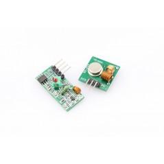 433Mhz RF Transmitting Module (ER-WRF43301R) Transmitter + Receiver