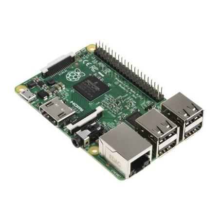 Raspberry Pi 2 Model B V1.2  (Quad-core ARMv7 900MHz,1GB LPDDR2, BCM2836) RPI2
