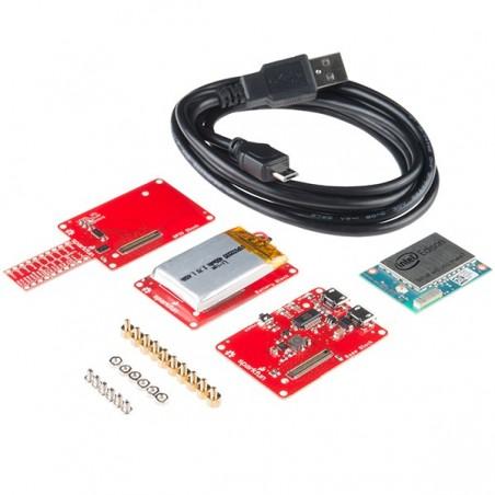 SparkFun Starter Pack for Intel® Edison (Sparkfun KIT-13276)