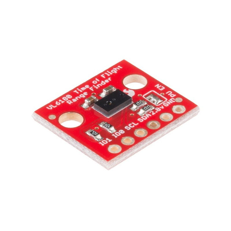 SparkFun ToF Range Finder Breakout - VL6180 (Sparkfun SEN-12784)