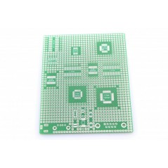 TQFP32/TQFP48/TQFP64/SOP8/SMT16/SMT28/QSOP28 Breakout Board (ER-PBO10101B)