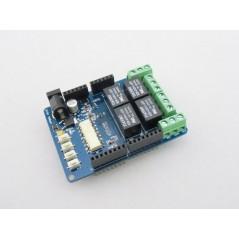 Arduino Relay Shield (ER-MCS01106S) 4 relays  35V/2A