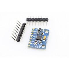 Triple Axis Accelerometer & Gyro Breakout MPU-6050 (ER-SPS06050S)
