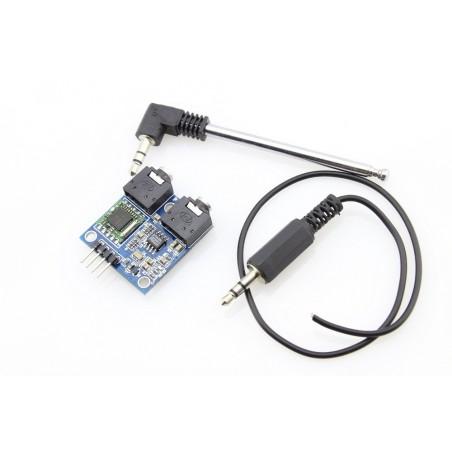 Arduino Radio FM Receiver TEA5767 (ER-CI5767TEA) 76-108MHz