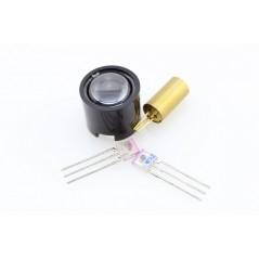 Laser Guide Kit (ER-SPR23875L) object detections with laser