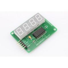 LED display with SPI interface SPI7SEGDISP4.40-1R (ER-CDE44010R)
