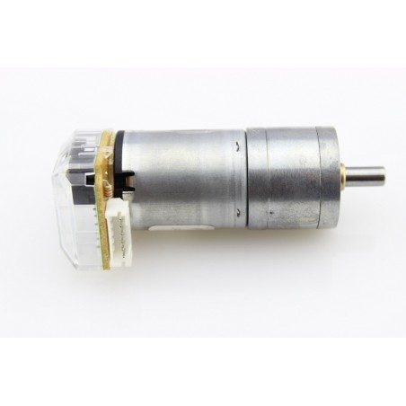 Encoder Gear Motor 25mm 95RPM (ER-AM2595EC)