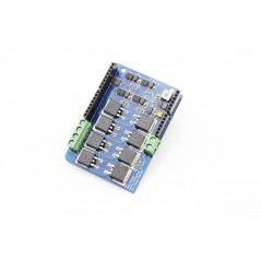 Dual Channel H-Bridge Arduino Motor Shield 8A / 22V (ER-ACS70028DH)