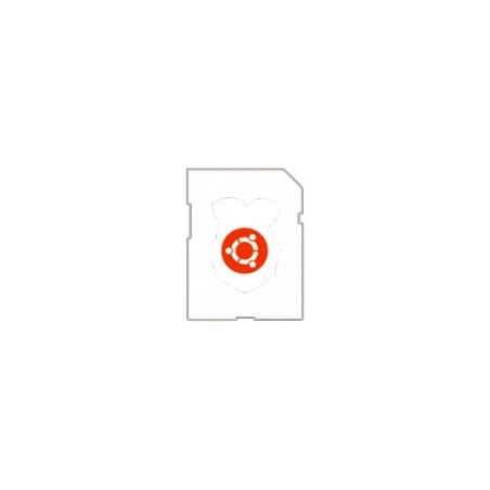 SD card 8GB CL10 pre-installed UBUNTU for Raspberry Pi 2