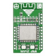 WiFi2 Click (MIKROE-1768) HLK-M30 WiFi module