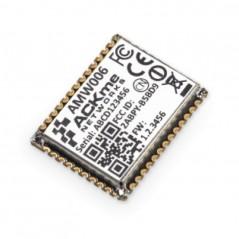AMW006 (ACKME) Ultra-low power WIFI MODULE, 54MBPS, 2.4GHZ
