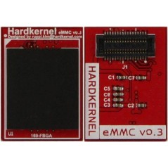 16GB eMMC Module U Linux (Hardkernel) Pre-installed XUbunt latest version for ODROID-U3