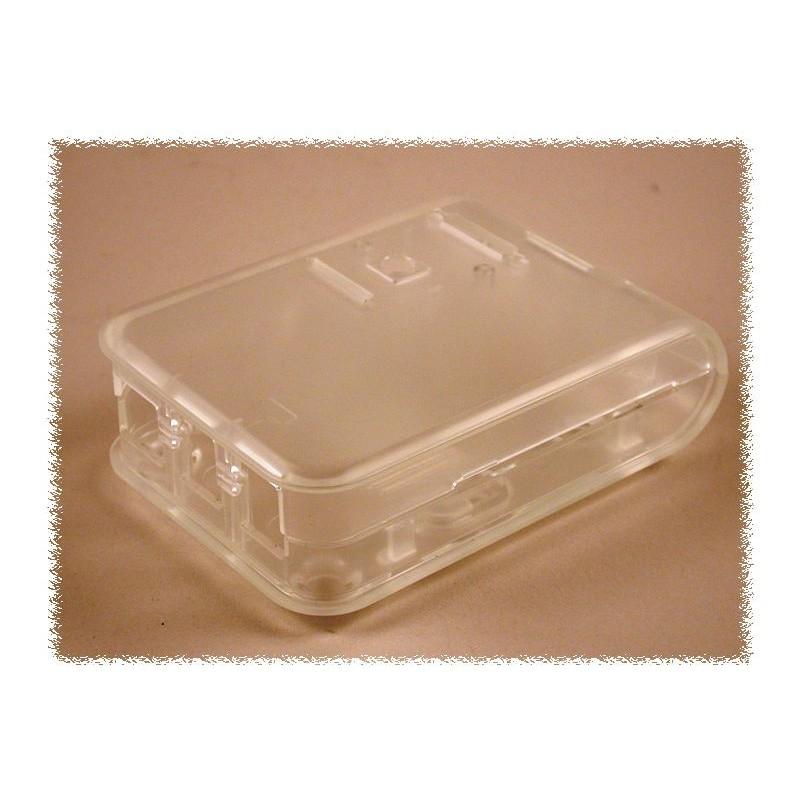 Enclosure Box Case for Raspberry Pi2 B (1593HAMPI2BK) RPI2 Clear