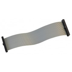 CABLE-40-40-10CM (Olimex) Ribbon cable 2x40-pin 0.05″ length 10cm
