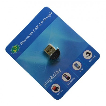 USB-BT4 (Olimex) USB Bluetooth universal dongle 2.0, 3.0, 4.0 compliant
