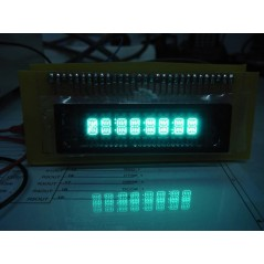 VFD 8bit Vacuum Fluorescent Display (ER-DVFD08BRC) AOTOM 20070-1A04