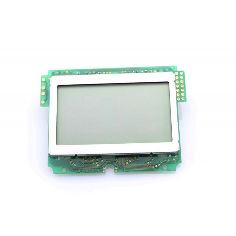 LCD 16x4 HD44780 Gray Display Module without Backlight (ER-DLC01604R)
