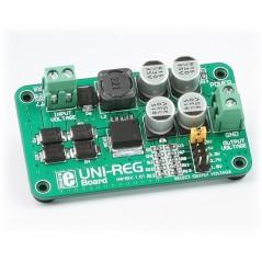 UNI-REG Board (MIKROELEKTRONIKA)