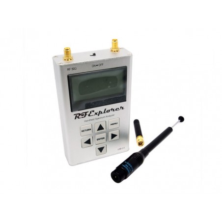 RF Explorer 6G Combo (Seeed 109990063) 15-2700MHz , 4850-6100MHz