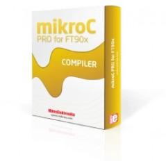 mikroC PRO for FT90x - License Activation Card (MIKROE-1730)