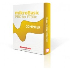 mikroBasic PRO for FT90x - License Activation Card (MIKROE-1734)