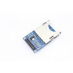 SD Card Socket Module (ER-COI00012S) SD SDHC and TF card compatible 3.3V or 5V