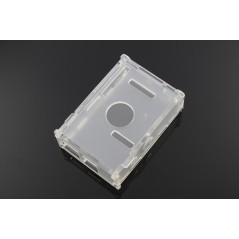 Transparent Case for Raspberry Pi Model B / A (ER-RPB7752TC)