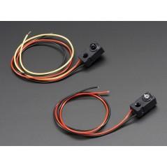 IR Break Beam Sensor - 5mm LEDs (Adafruit 2168)