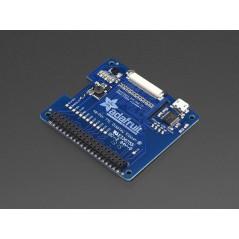 Adafruit DPI TFT Kippah for Raspberry Pi with Touch Support (Adafruit 2453)