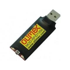 MOD-RFID1356 (Olimex) USB RFID READER FOR 13.56MHZ, EMULATION OF KEYBOARD / RS232