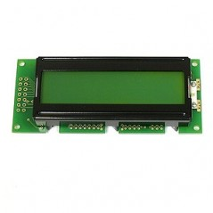 EW162COYMY 16x2 LCD Backlighted 16 Character x 2 Display