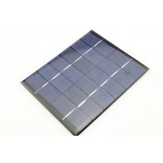Solar Panel 6V / 330mA / 2W 136x110x3mm (ER-PS0106GE)