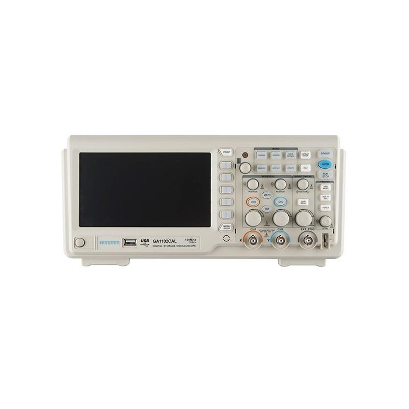 GA1102CAL (ATTEN) 2x100MHz Digital Storage Oscilloscope