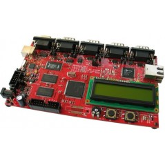 LPC-E2294-1MB (Olimex) USB, 4X CAN, RS232, ETHERNET