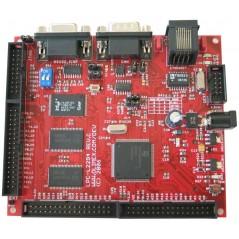 LPC-L2294-1MB (Olimex) 1MB SRAM, 4MB FLASH, CAN, RS232, ETHERNET, SD/MMC