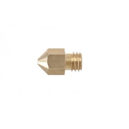 Brass M6 nozzle for MK8 Extruder (ER-P3D0103MK)