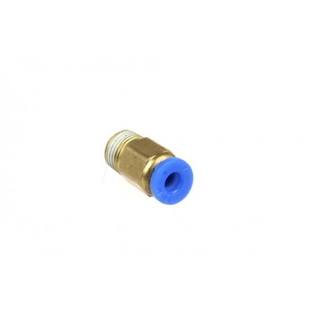 """0.4mm Pneumatic Straight Push Fiting 1/8"""" of All Metal J-head (ER-P3D0112PSP)"""