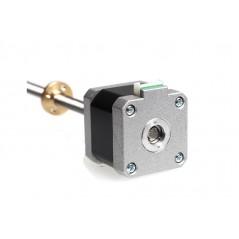 3D Printer The Z Axis Stepper Motor Lead Screw 300mm Lead Screw  (ER-P3D0123STL)