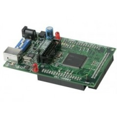 OKI-H5003 (Olimex) HEADER BOARD FOR OKI ML67Q5003 MICROCONTROLLER