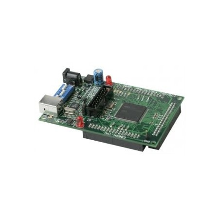 OKI-H5003 (Olimex) HEADER BOARD FOR OKI ML67Q5003 MICROCONTROLLER