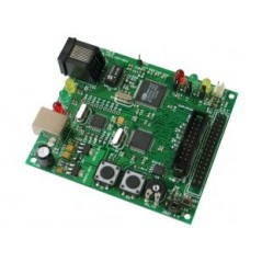 LPC-E2129 (Olimex) BOARD WITH ETHERNET INTERFACE FOR LPC2124 ARM7TDMI-S MICROCONTROLLER