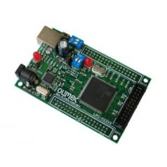 LPC-H2214 (Olimex) HEADER BOARD FOR LPC2214 ARM7TDMI-S MICROCONTROLLER WITH 1MB SRAM AND 1MB FLASH MEMORY