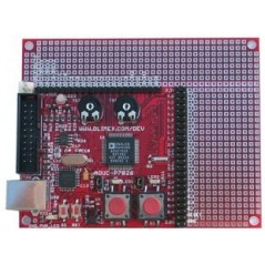 ADuC-P7026 (Olimex) DEVELOPMENT PROTOTYPE BOARD FOR ADUC7026 ARM7 MICROCONTROLLER
